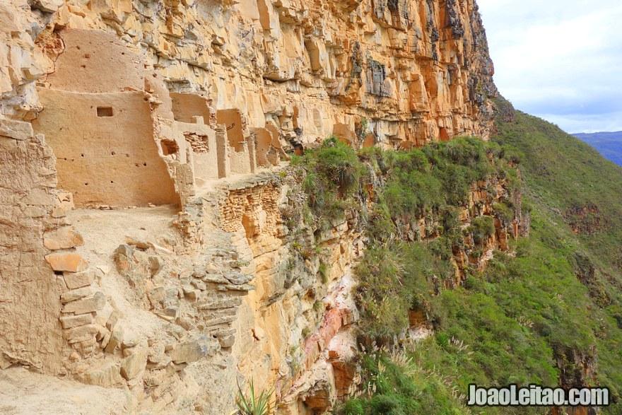 Pueblo de los Muertos Peru