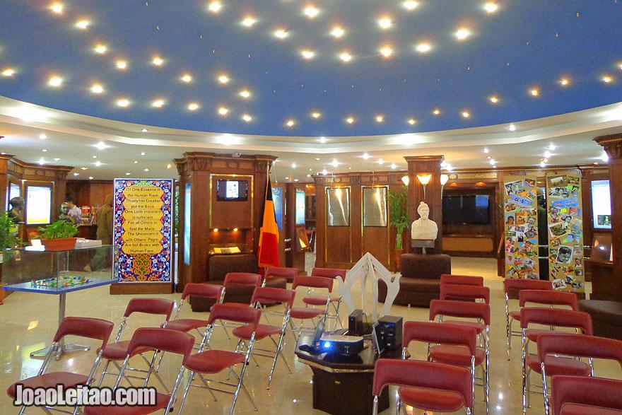 Museu da Paz em Teerão