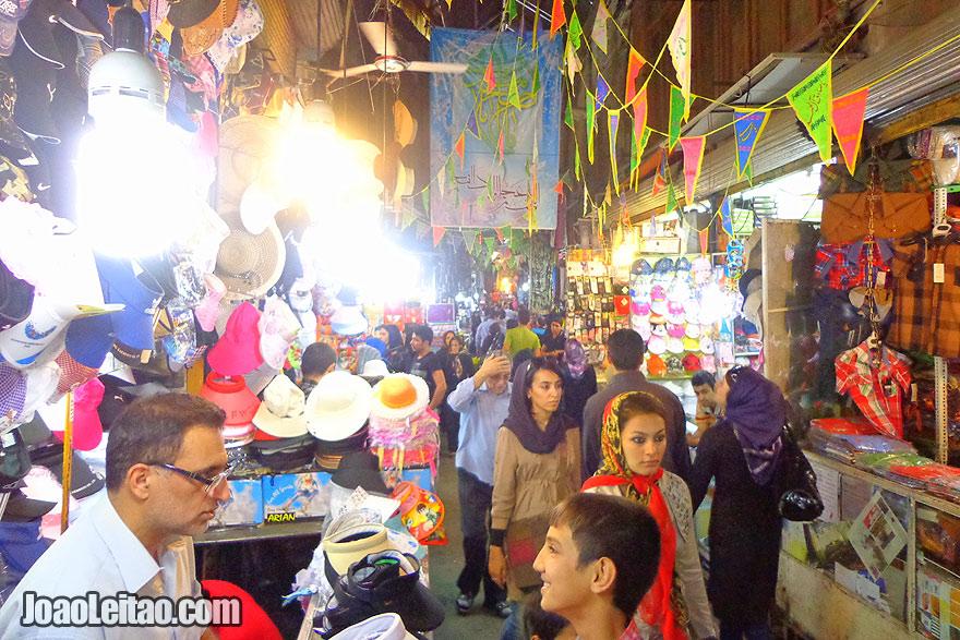 Bazar de Teerão