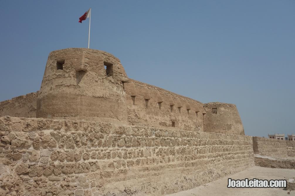 Forte Arad no Barém