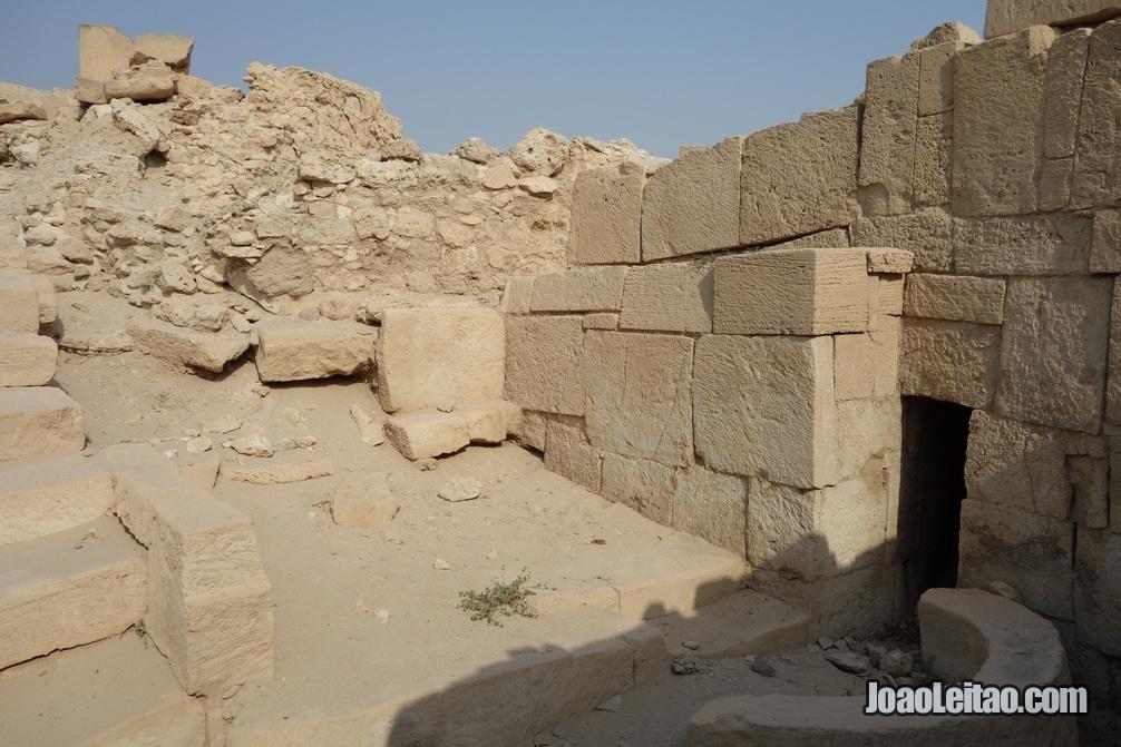 Templo de Barbar que data de 2000 aC