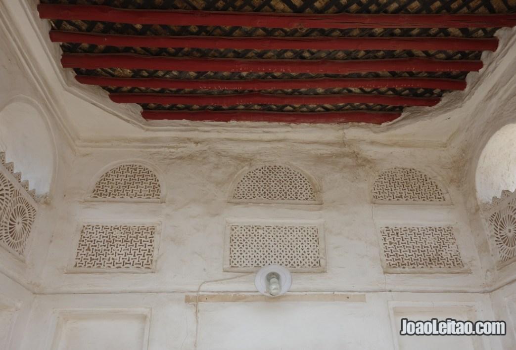 Casa particular no bairro histórico da ilha de Murharraq no Barém