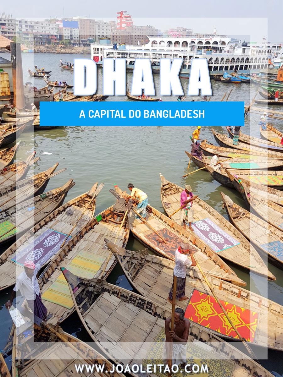 Daca a capital do Bangladesh
