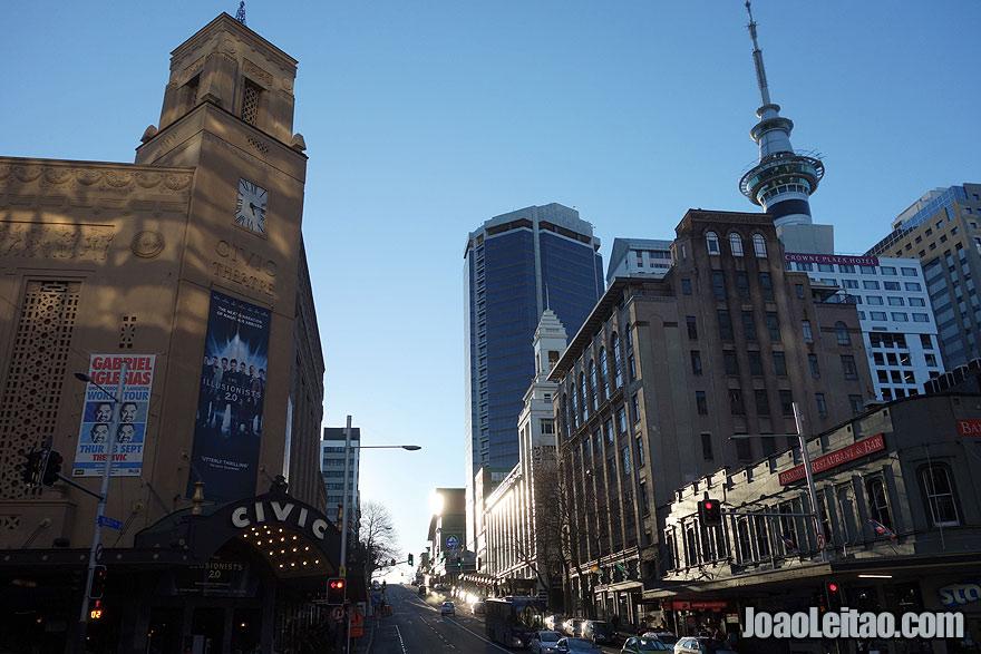 Visit Auckland New Zealand