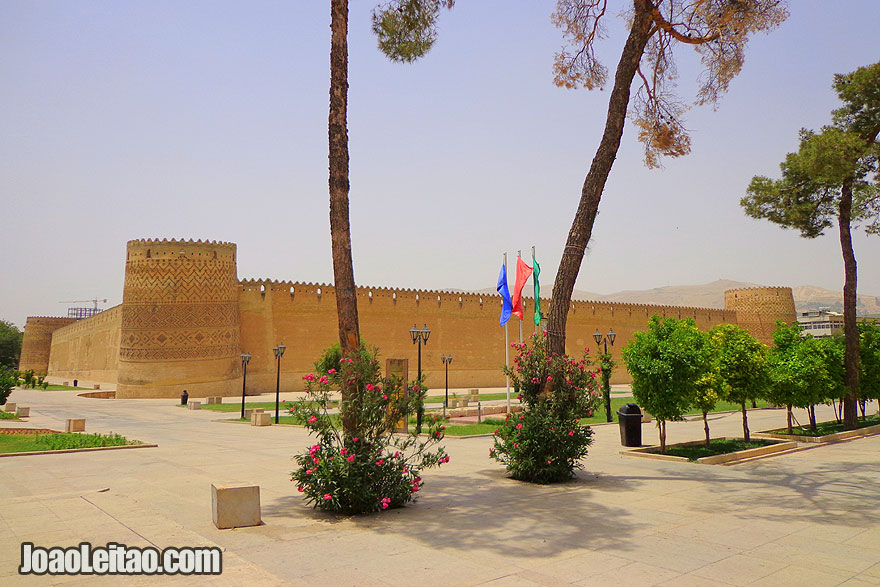 Fortress Arg Karim Khan in Shiraz - Places to Visit in Iran