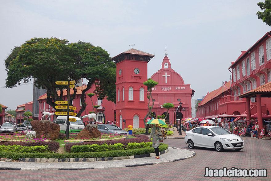 Visit Malacca, Malaysia