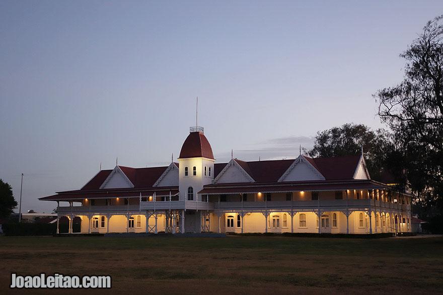 Visit Nuku Alofa Tonga