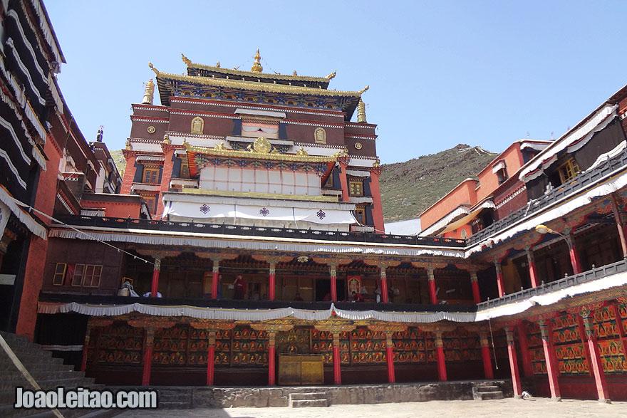 Visit Shigatse Tibet China
