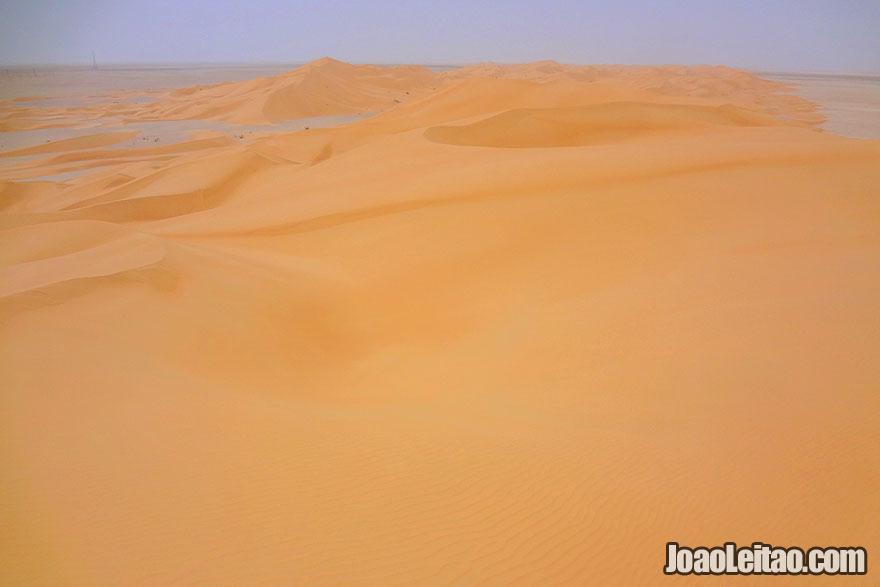 Dunas de Ramlat as Sahmah