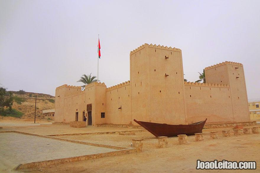 Castelo de Taqah