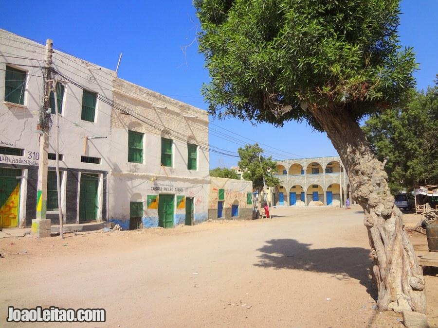 Architecture in Berbera Somaliland