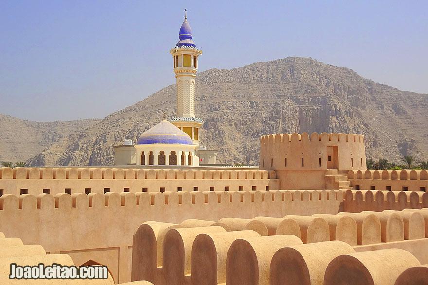 Fortaleza de Khasab