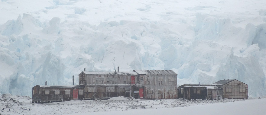 Visit Stonington Island - Antarctica Travel Guide