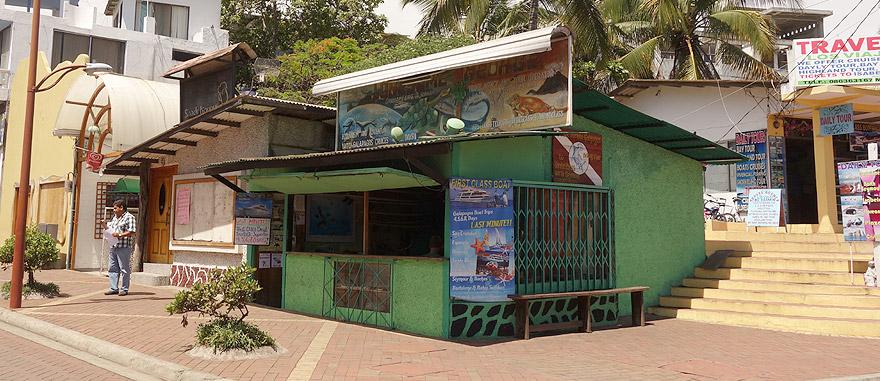 Agência de cruzeiros de última hora em Puerto Ayora – agência de viagens e operador turístico Lonesome George