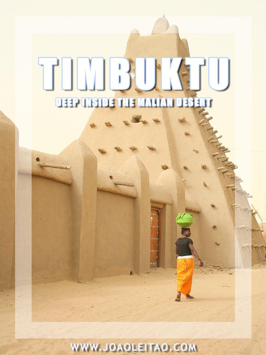 Timbuktu the Mysterious - Deep inside the Malian desert