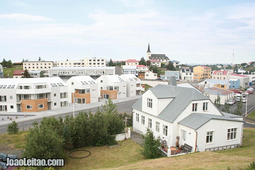 Visit Borgarnes Town Western Region Iceland