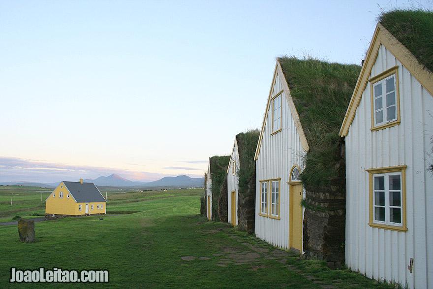 Visit Glaumbaer Turf Farm Museum Northwestern Region Iceland