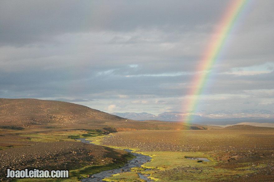 Visit incredible landscapes North East Iceland