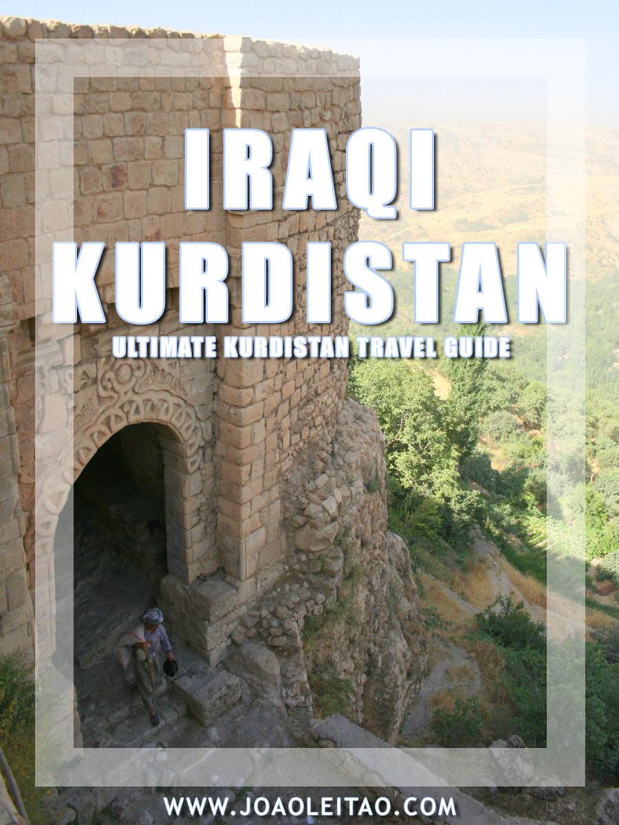 Ultimate Kurdistan Travel Guide - Northern Iraq