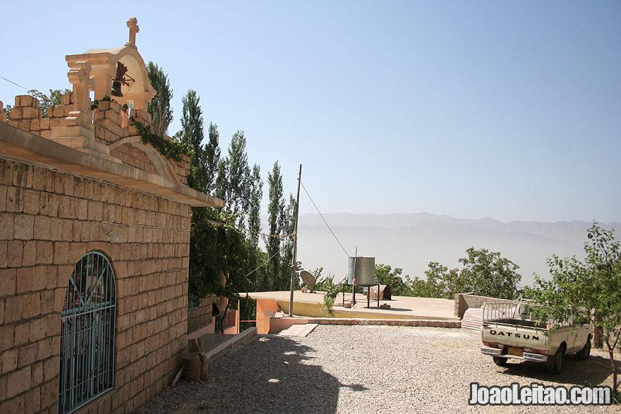 Mar Odisu Monastery