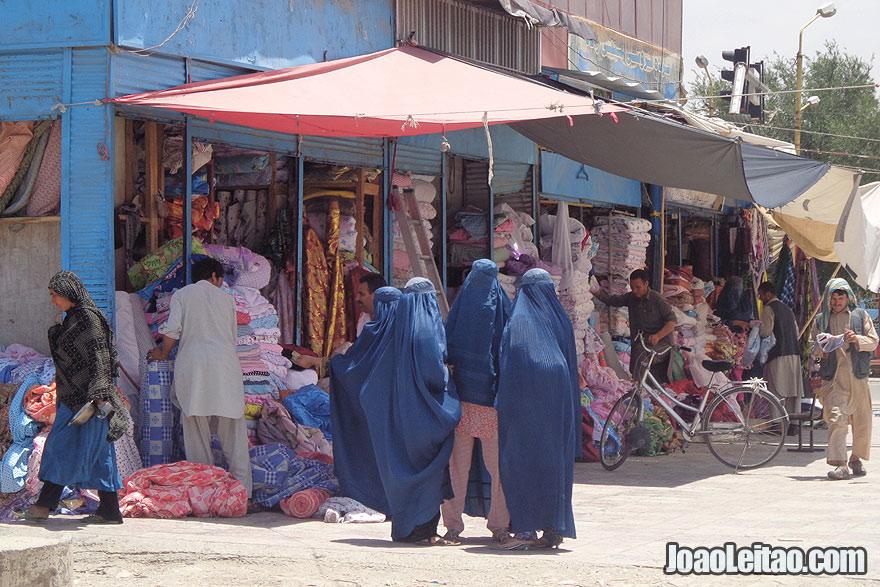 Mazar I Sharif Afghan City Of The Noble Shrine