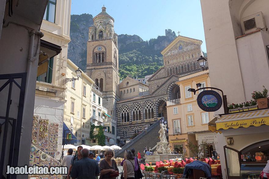 Catedral e Duomo de Amalfi