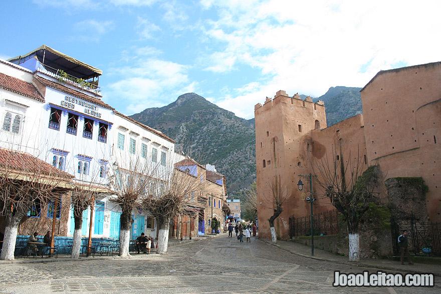 Chefchaouen castle - La Kasbah