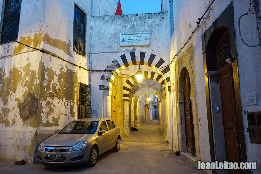 Dar El Medina Hostel in Tunis