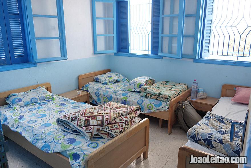 Hostel in Kerkannah Island
