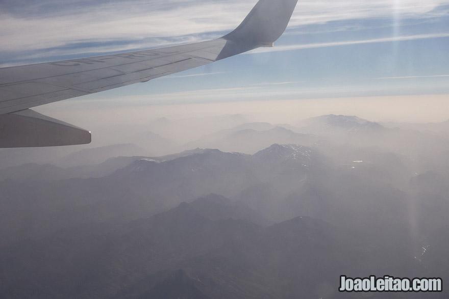 Crossing the Atlas Mountains from Ouarzazate to Casablanca