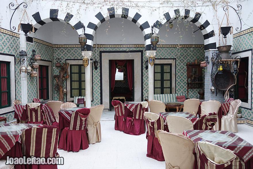 Hostel in Tunis