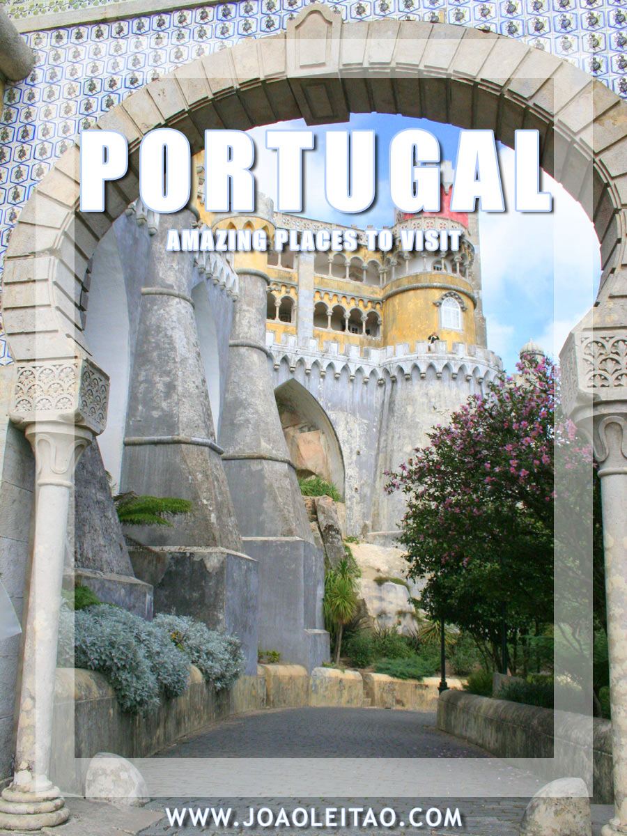 Travel Portugal - 100 Most Beautiful Places In To Visit