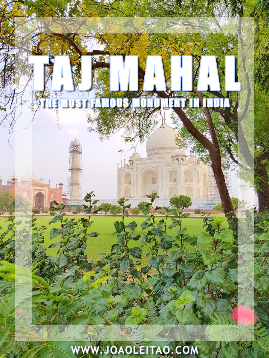 Pictures of Taj Mahal that will make you want to visit India now
