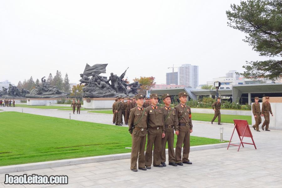 Museu da Vitória da Libertação da Pátria - Pyongyang