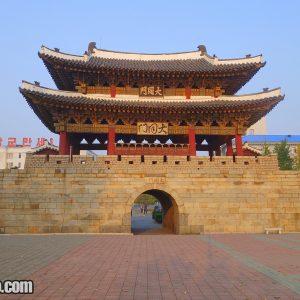 Taedongmun Gate - Pyongyang