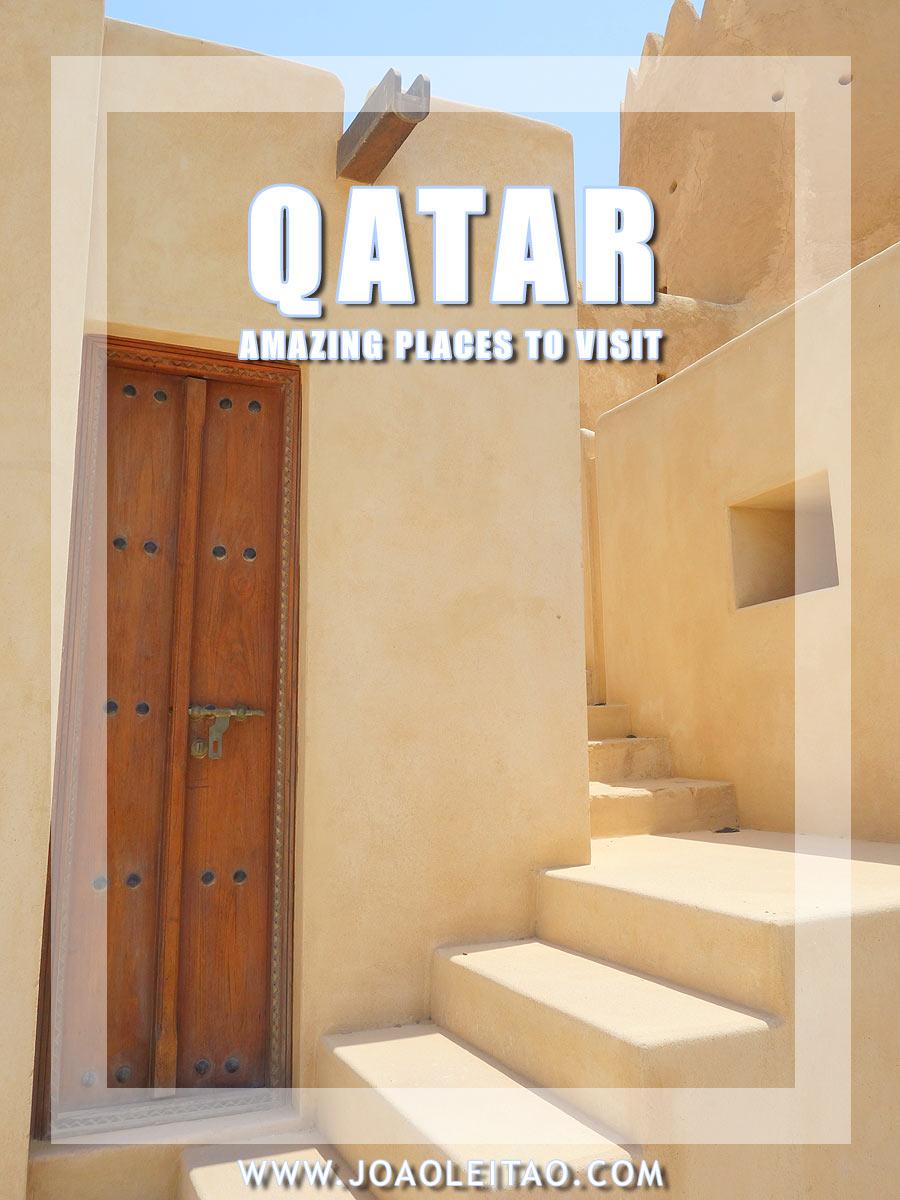 Visit Qatar - Amazing places to Travel