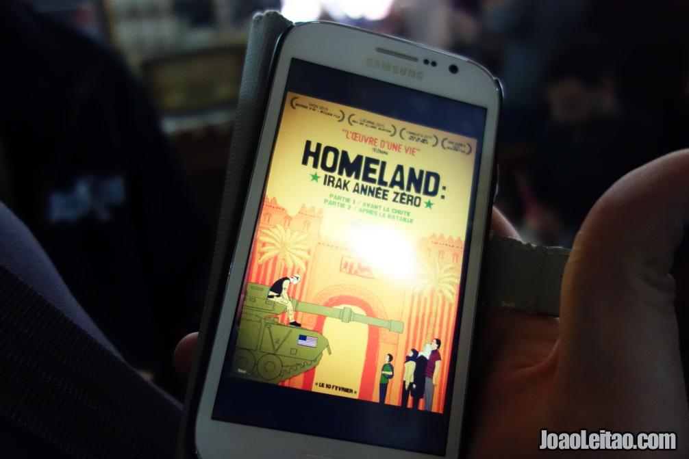 MOVIE Homeland - Iraq Year Zero
