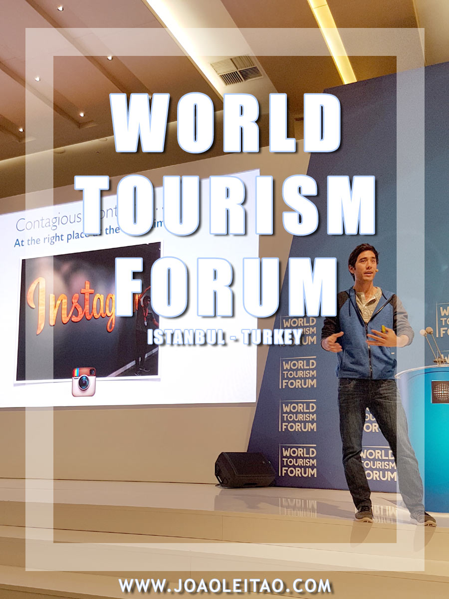 WORLD TOURISM FORUM ISTANBUL
