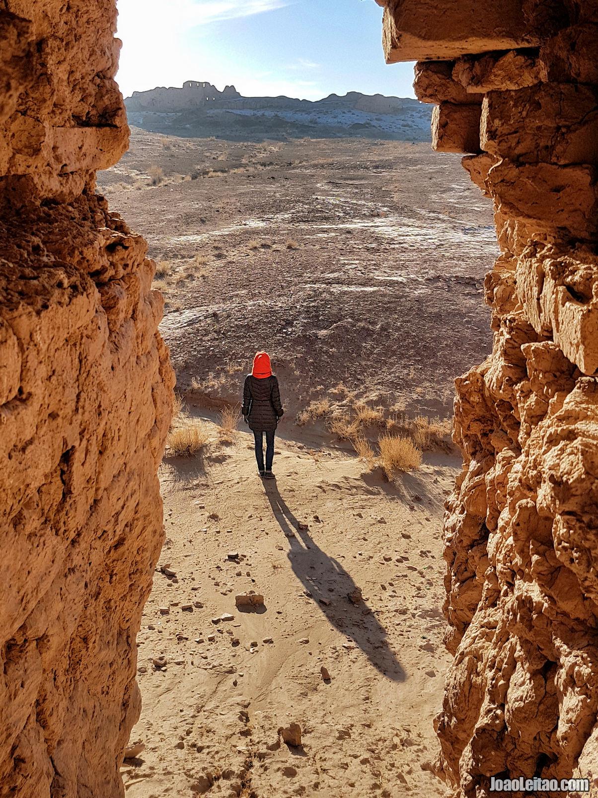 Castelos do Deserto do Antigo Khorezm