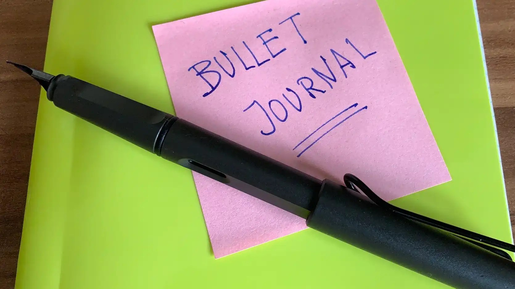 You are currently viewing Bullet Journal para escritores – 2ª parte