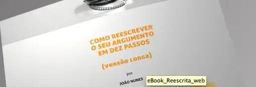 """You are currently viewing Receba grátis o ebook """"A reescrita em 10 passos"""""""