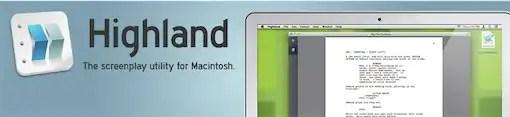 Read more about the article Escreva os seus guiões no novo editor de texto Highland