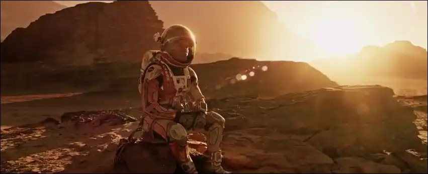 """You are currently viewing Está finalmente disponível o guião de """"The Martian"""""""