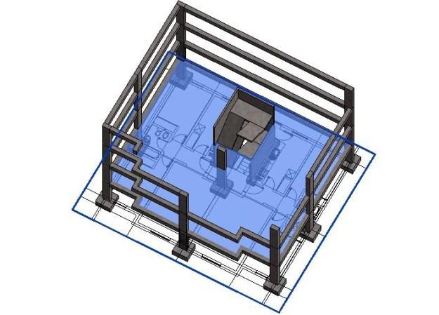 modelação a partir de CAD da tese de Sérgio Pinho