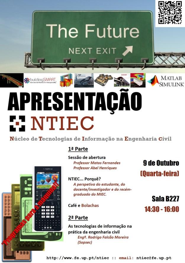 Poster Apresentação NTIEC