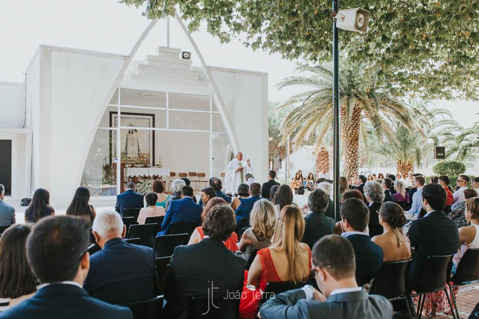 Fotografia de casamento - Santuário de Vagos / João Terra