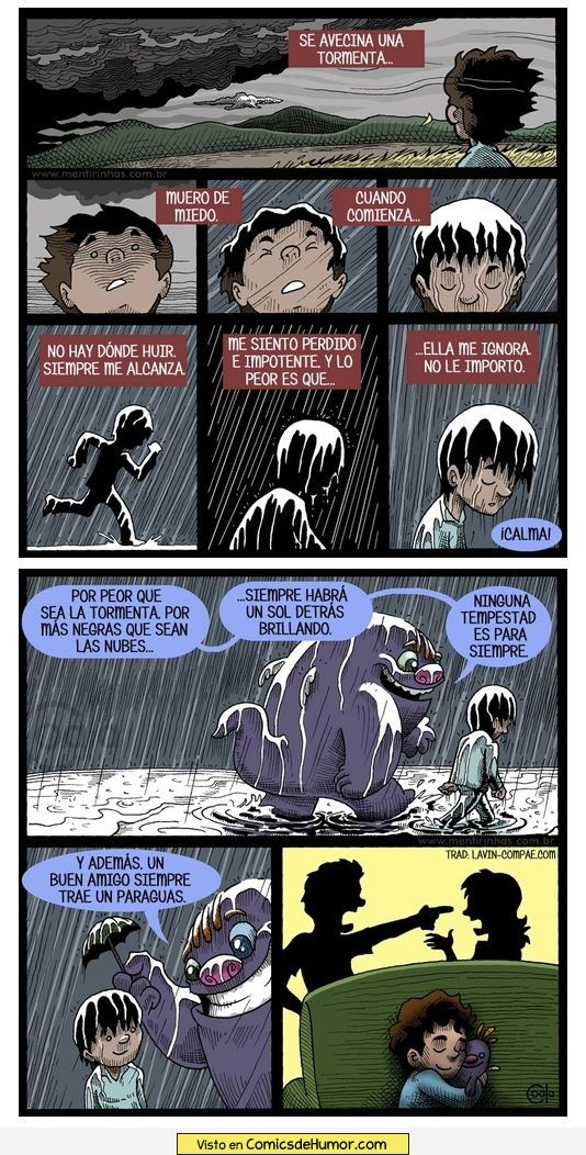 Se avecina tormenta