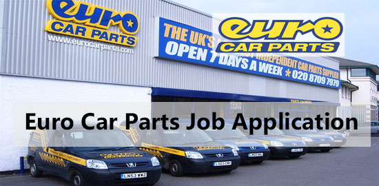 Best Euro Car Parts Uk Jobs Image Collection