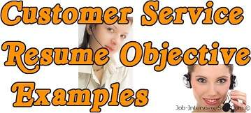 Sales Resume: Objective Examples for Sales Positions