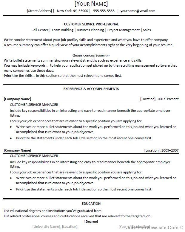Resume Headline Example Headline For Resume Examples Resume Title